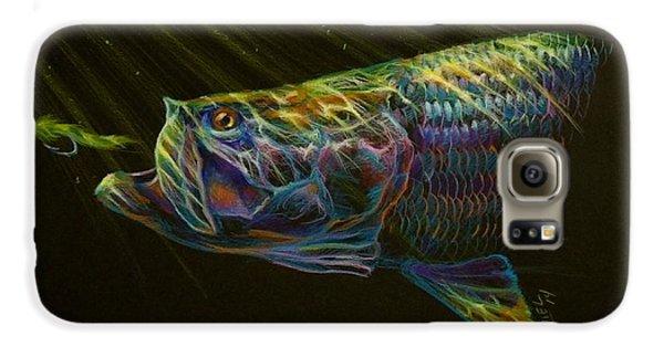 Night Fly Galaxy S6 Case by Yusniel Santos