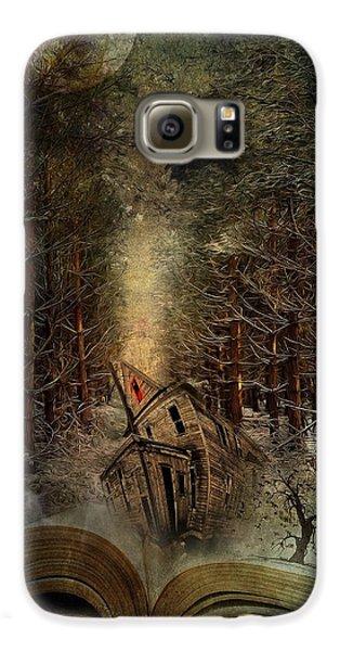 Night Story Galaxy S6 Case by Svetlana Sewell