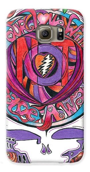 Not Fade Away Samsung Galaxy Case by Kevin J Cooper Artwork