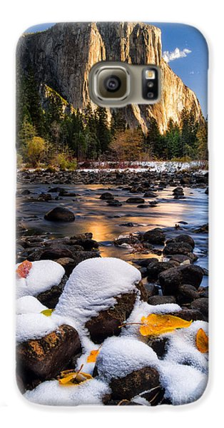 November Morning Galaxy S6 Case by Anthony Bonafede