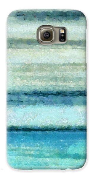 Ocean 4 Galaxy Case by Angelina Vick