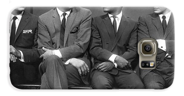 Ocean's Eleven Rat Pack Galaxy S6 Case by Underwood Archives
