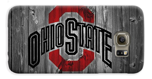 Ohio State University Galaxy S6 Case by Dan Sproul