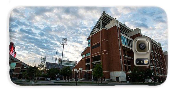 Oklahoma Memorial Stadium Galaxy S6 Case by Nathan Hillis