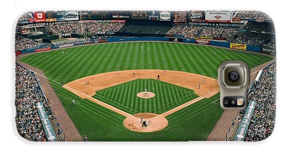 Old Yankee Stadium Photo Galaxy S6 Case by Horsch Gallery