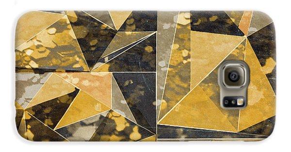 Omg Modern Triangles II Galaxy S6 Case by south Social Studio
