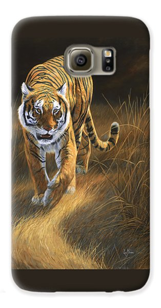 On The Move Galaxy S6 Case by Lucie Bilodeau