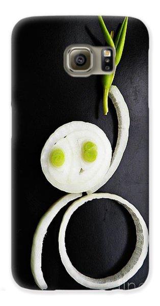 Onion Baby Galaxy S6 Case by Sarah Loft
