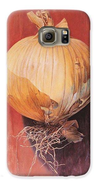 Onion Galaxy S6 Case by Hans Droog