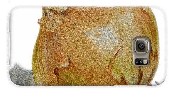 Onion Galaxy S6 Case by Irina Sztukowski