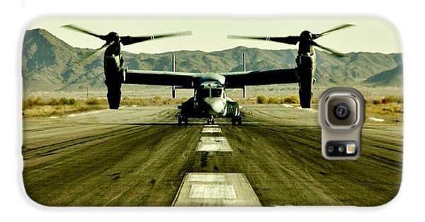 Osprey Takeoff Galaxy S6 Case by Benjamin Yeager