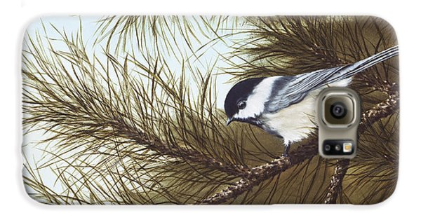 Out On A Limb Galaxy S6 Case by Rick Bainbridge