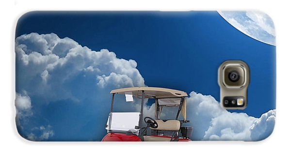 Outdoor Golfing Galaxy S6 Case by Marvin Blaine