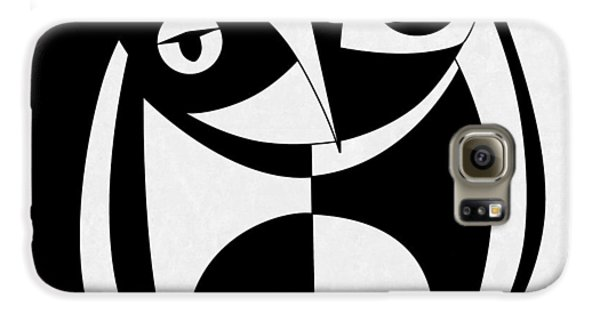 Own Abstract  Galaxy S6 Case by Mark Ashkenazi