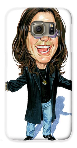 Ozzy Osbourne Samsung Galaxy Case by Art