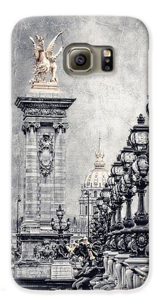 Paris Pompous 2 Galaxy S6 Case by Joachim G Pinkawa