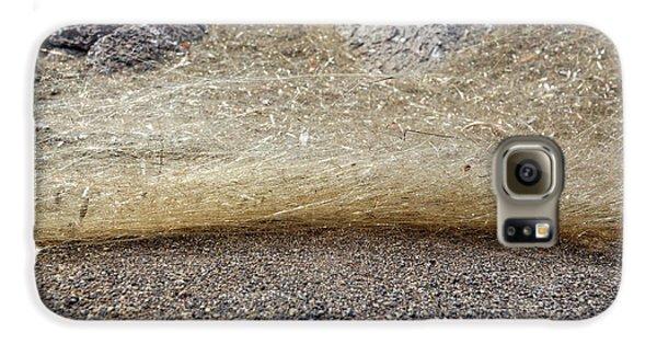 Pele's Hair Galaxy S6 Case by Michael Szoenyi