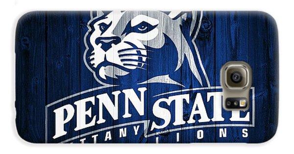Penn State Barn Door Galaxy S6 Case by Dan Sproul