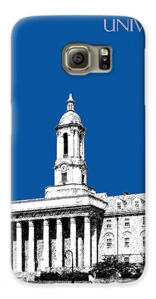 Penn State University - Royal Blue Galaxy S6 Case by DB Artist