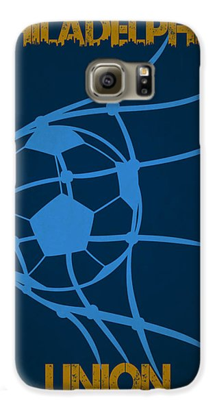 Philadelphia Union Goal Galaxy S6 Case by Joe Hamilton