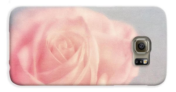 pink moments I Galaxy S6 Case by Priska Wettstein