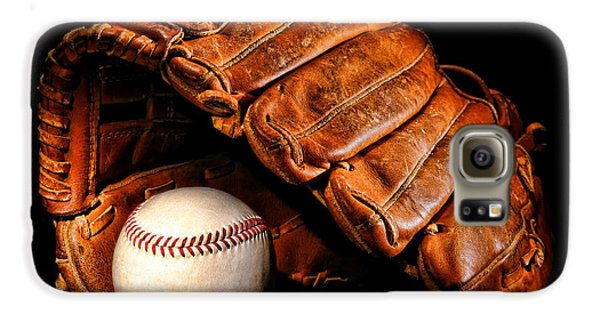 Play Ball Galaxy S6 Case by Olivier Le Queinec