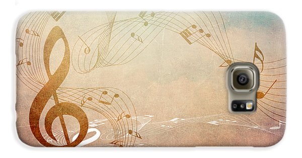 Please Dont Stop The Music Galaxy S6 Case by Angelina Vick