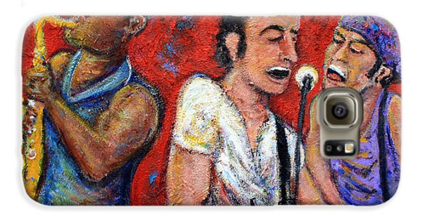 Prove It All Night Bruce Springsteen And The E Street Band Galaxy S6 Case by Jason Gluskin