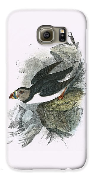 Puffin Galaxy S6 Case by English School