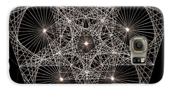 Quantum Star II Galaxy S6 Case by Jason Padgett