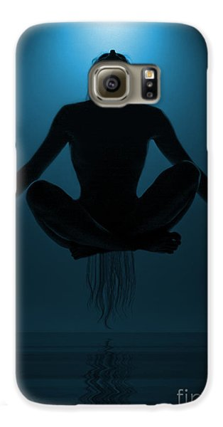 Reaching Nirvana.. Galaxy S6 Case by Nina Stavlund