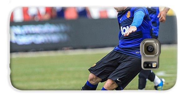 Rooney 2 Galaxy S6 Case by Keith R Crowley
