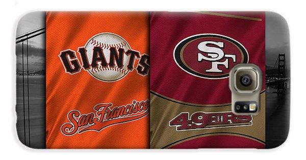 San Francisco Sports Teams Galaxy S6 Case by Joe Hamilton