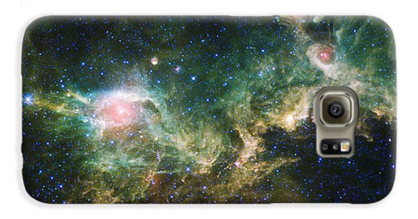 Seagull Nebula Galaxy S6 Case by Adam Romanowicz