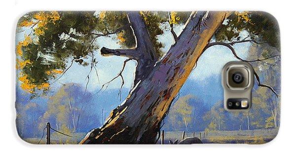 Shady Tree Galaxy S6 Case by Graham Gercken