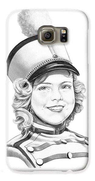 Shirley Temple Galaxy S6 Case by Murphy Elliott