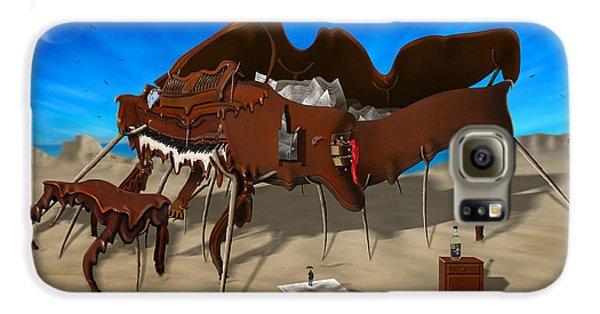 Softe Grand Piano Se Galaxy S6 Case by Mike McGlothlen