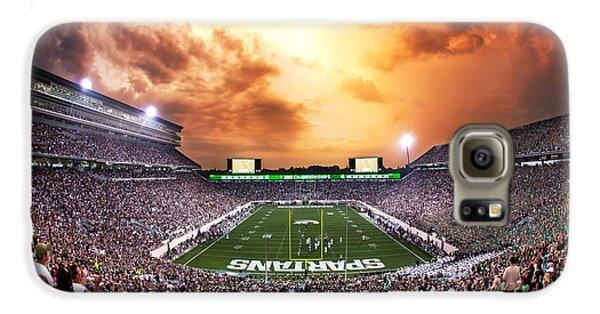 Spartan Stadium Galaxy S6 Case by Rey Del Rio