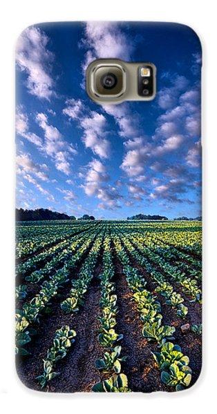 Spring Fresh Galaxy S6 Case by Phil Koch