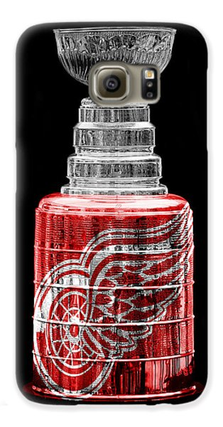 Stanley Cup 5 Galaxy S6 Case by Andrew Fare
