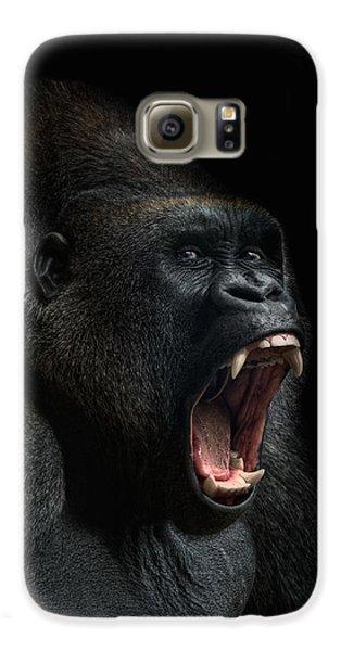 Stay Away Galaxy S6 Case by Joachim G Pinkawa
