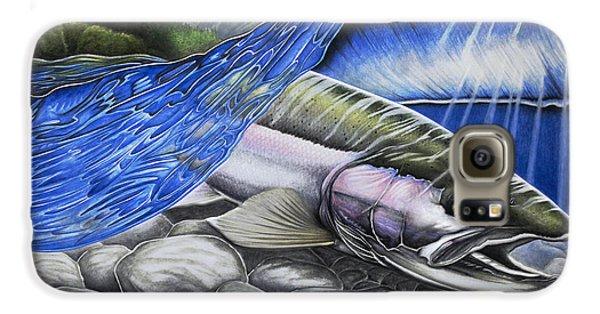 Steelhead Dreams Galaxy S6 Case by Nick Laferriere