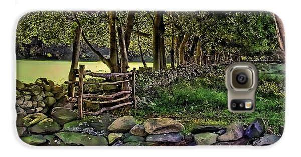 Stone Walled Samsung Galaxy Case by Tom Prendergast