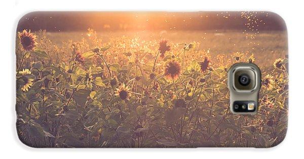 Summer Evening Galaxy S6 Case by Chris Fletcher