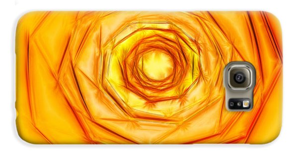 Summer Sun Galaxy Case by Methune Hively