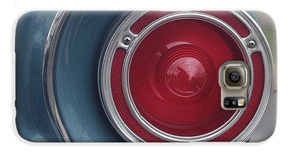 Tail Light Ford Falcon 1961 Galaxy S6 Case by Don Spenner