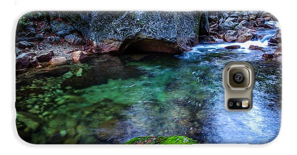 Teneya Creek Yosemite National Park Galaxy S6 Case by Scott McGuire