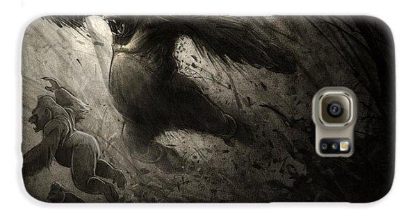 The Ambush Galaxy S6 Case by Aaron Blaise