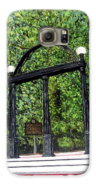 The Arch At Uga Galaxy S6 Case by Katie Phillips