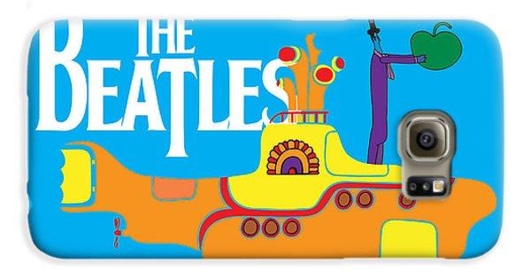The Beatles No.11 Galaxy S6 Case by Caio Caldas